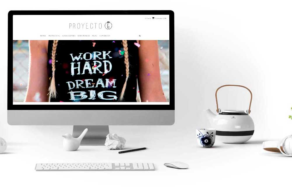 Tienda Online Proyecto G