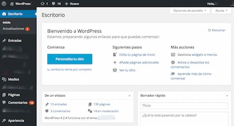 ¿Cómo elegir un theme para WordPress?