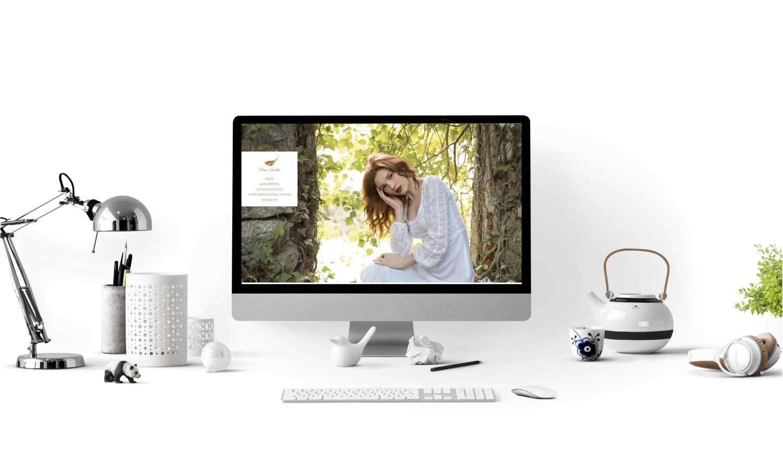 Diseño de Página Web de Alma Inedita en Madrid