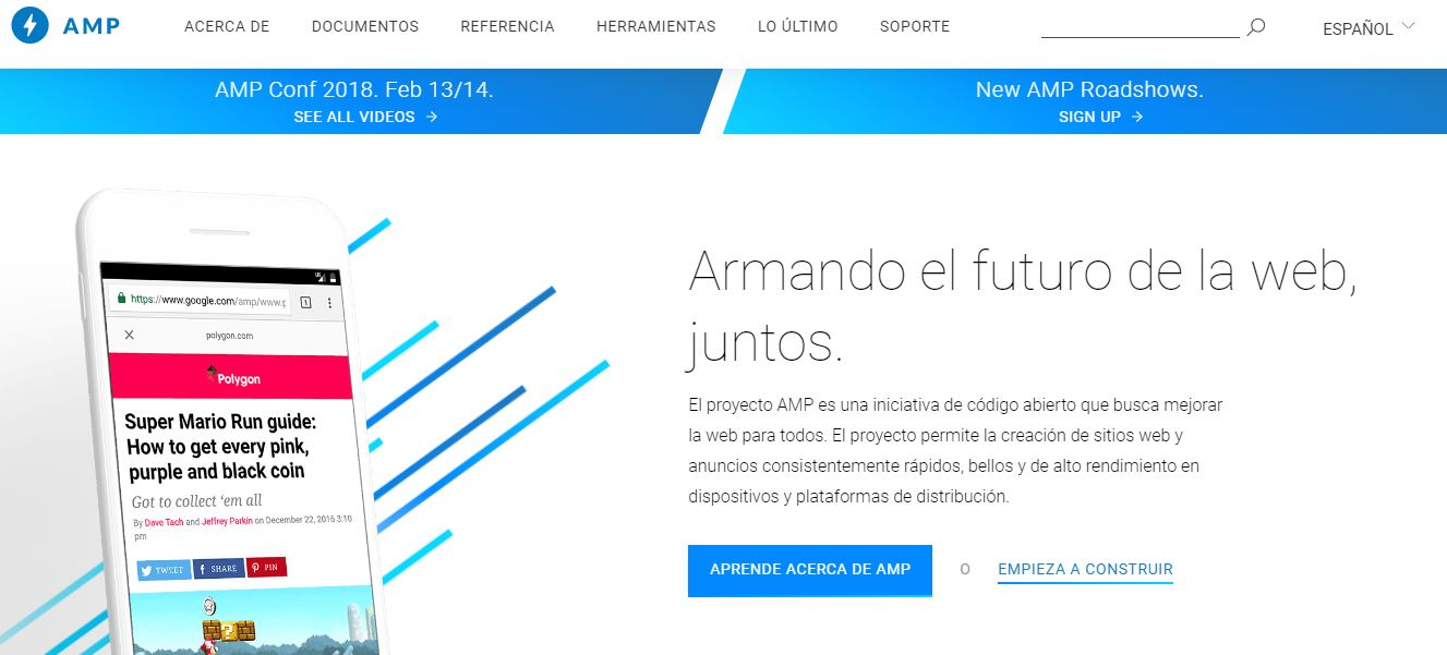 proyecto amp
