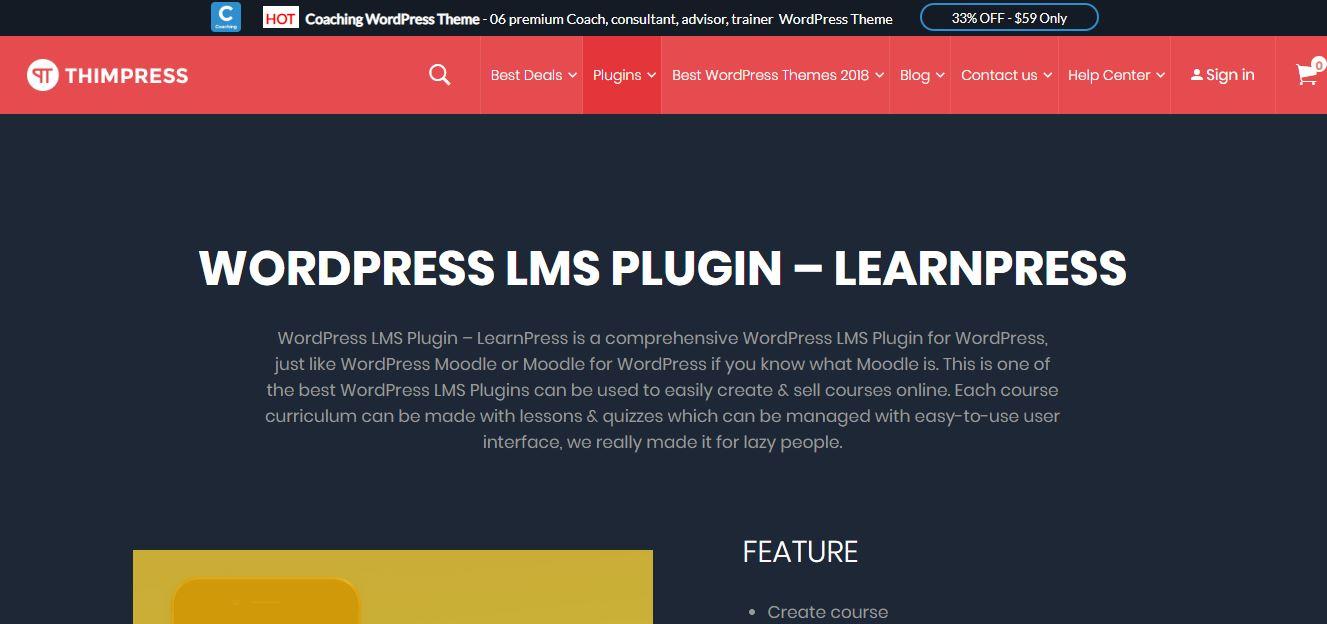 LearnPress -LMS Plataforma de Formación Online