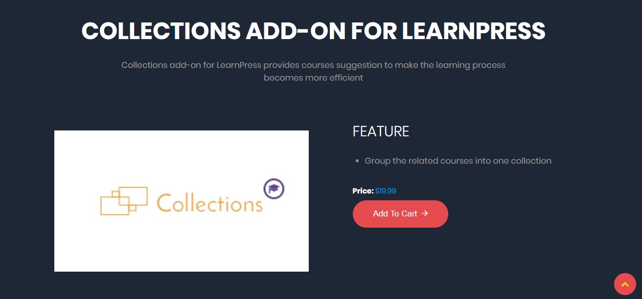 colletions para LearnPress